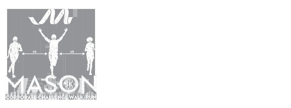 Mason Corporate Challenge Virtual Logo